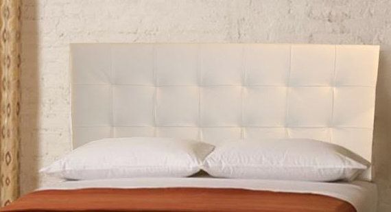 Wall Mounted King size Headboard Upholstered in by AlexAlinDesigns, $510.00