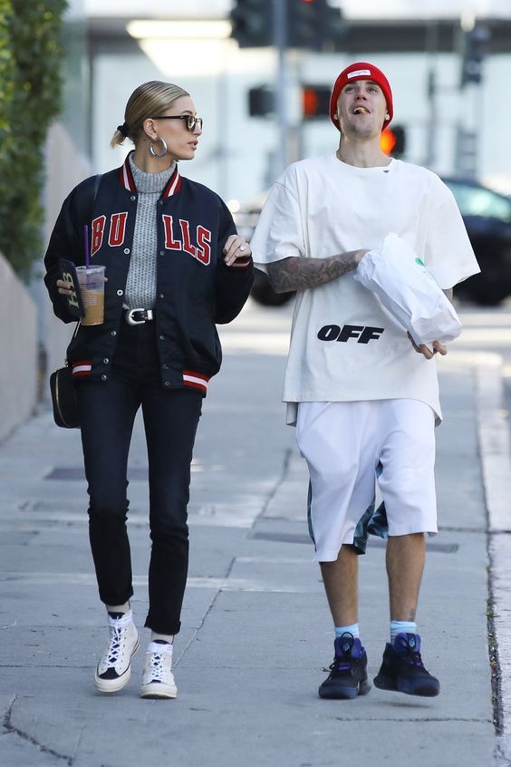 All the times Justin Bieber & Hailey Baldwin Nailed Couple Street Style