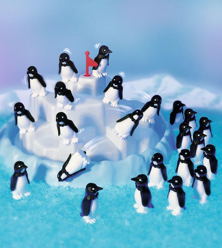 Plitsch-Platsch Pinguin - Bild 2 - Klicken zum Vergößern