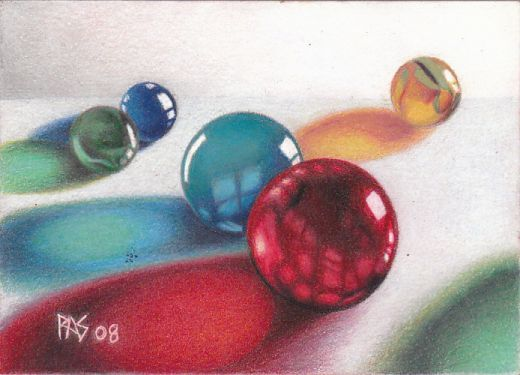 "Colored Pencil Techniques | ... Color"" and its techniques, using a photo reference in the book. Robert"