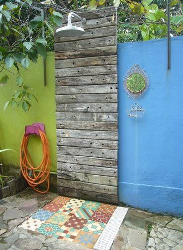 chuveiro quintal - Pesquisa Google