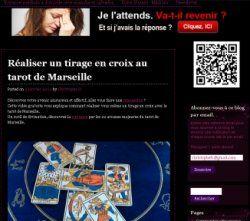 Tirage tarot de Marseille gratuit - Annuaire des voyants
