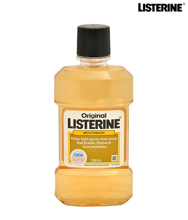 Try Using Listerine As A Mosquito And Gnat Repellent Put