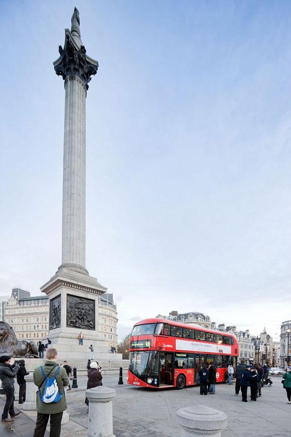 London's new double decker