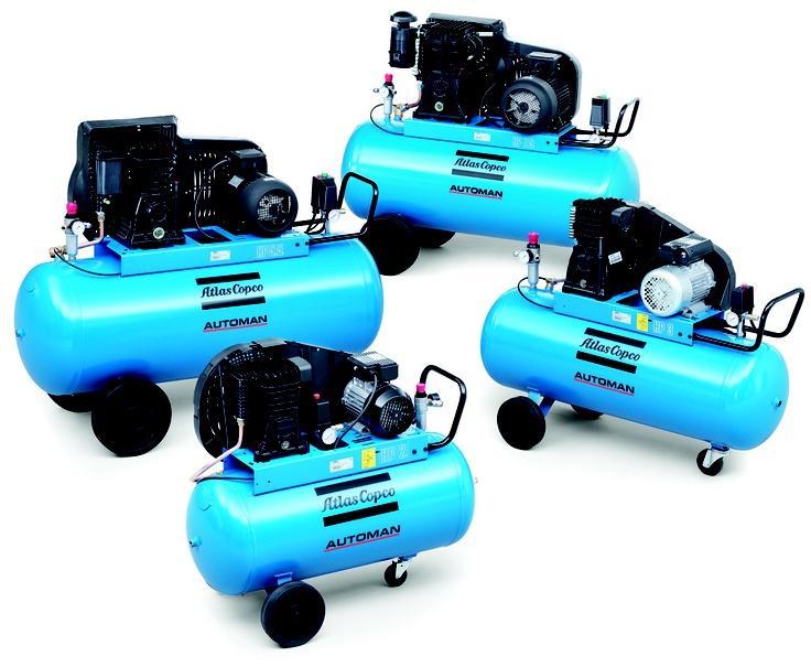 Atlas Copco Automan compressors Compressors Pinterest