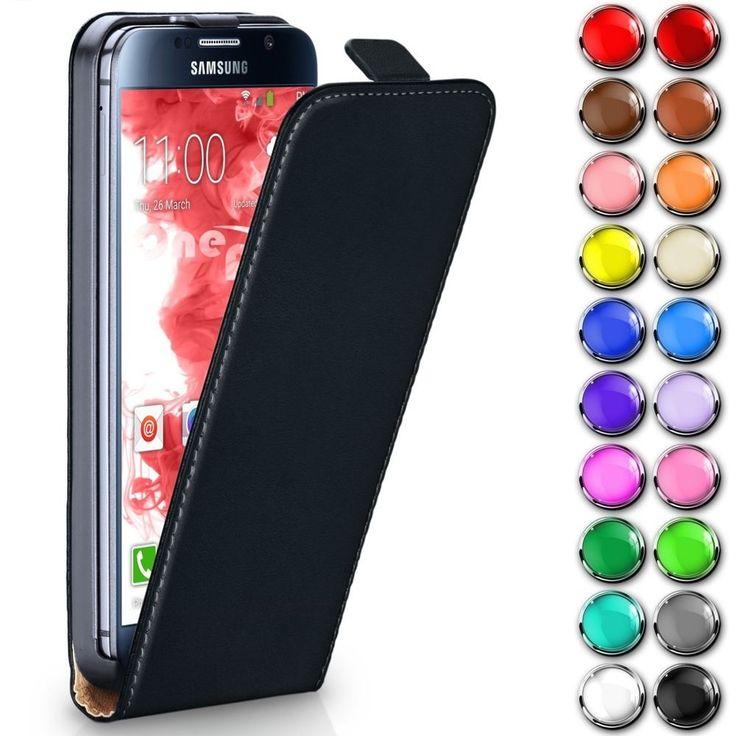 Handy Tasche für Samsung Galaxy Flip Case Schutz Hülle Cover Schale Klapp Etui…