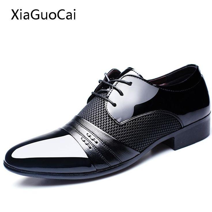 XiaGuoCai <b>Height Increasing Men</b> Flats Breathable #Shoes ...