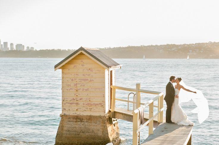wedding photos camp cove | Wedding Photography Sydney - Engagement Photographer Sydney - Photography by Nadean