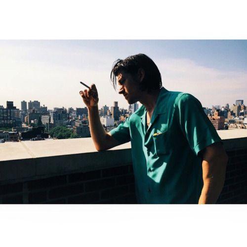 Alex Turner by Zachary Michael