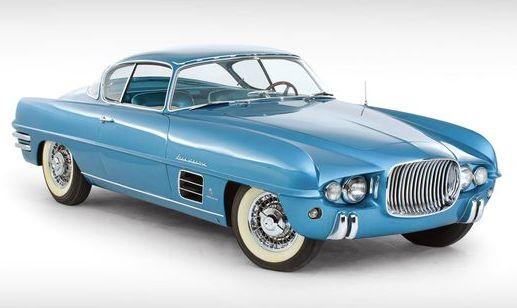 1954 Dodge Firearrow Ghia
