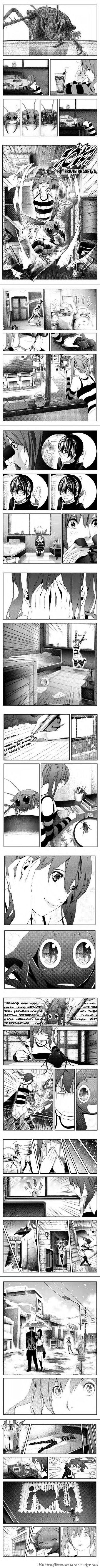 Silence Manga-Love Story