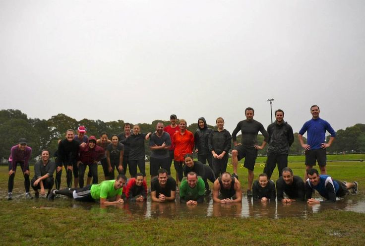Rain, mud, great turn up, what else ? Could not dream of any better conditions to prepare for Tough Mudder! Excellent work Saturday guys! Team building and partner workout with a finisher in the mud. Then it's completely soaked that the Dangerous Mudders went for an hard core 1 hour running session.. Big up to all of you that made to Week 3 and looking forward to seeing you next Saturday for some new tough adventures! http://www.dangerouslyfit.com.au/