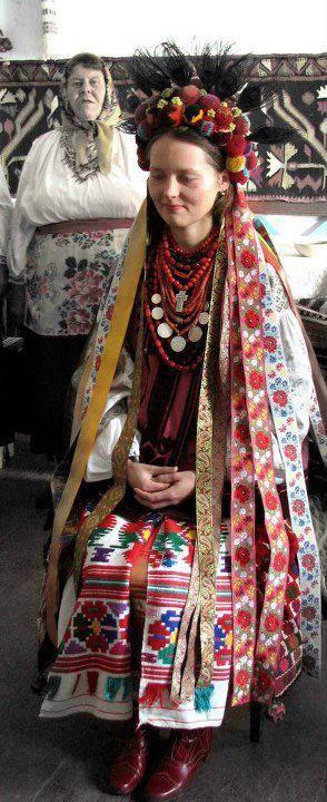 The Bride is ready... Ukrainian culture