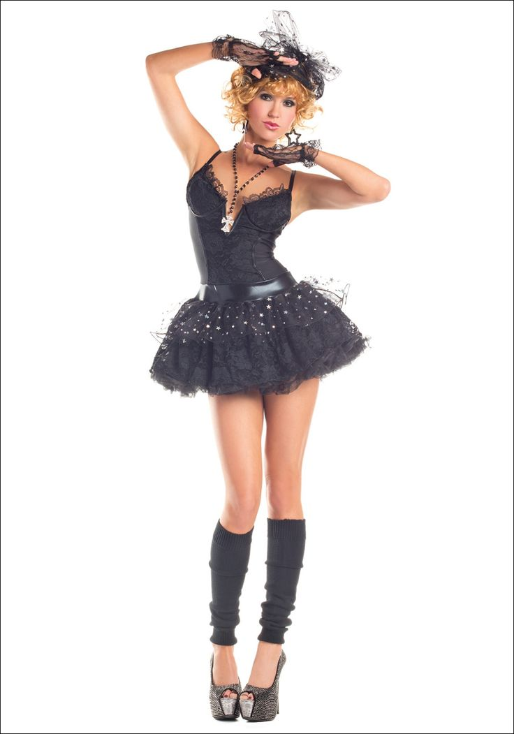 Madonna Material Girl Fancy Dress