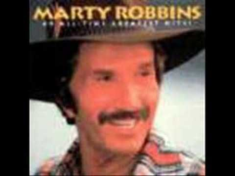 Marty Robbins - The Streets Of Laredo - again from when I was a kid.  My dad loved Marty Robbins music.