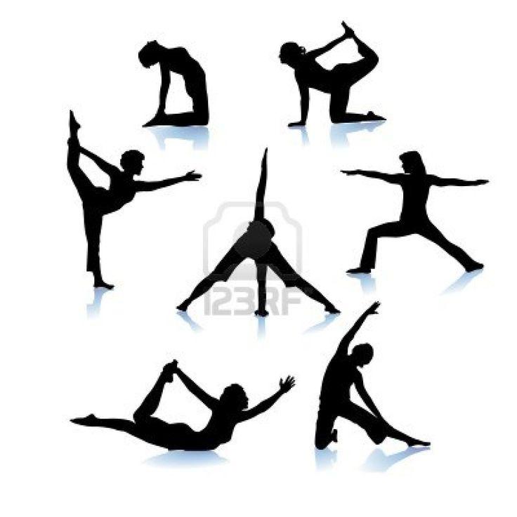 clip art gymnastics poses - photo #3