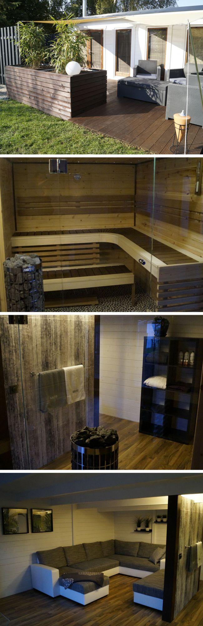 80 besten Eine Sauna für den Garten Bilder auf Pinterest