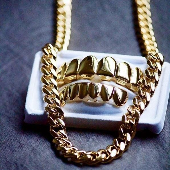 GOT GRILLZ FOR YOUR TEETH?