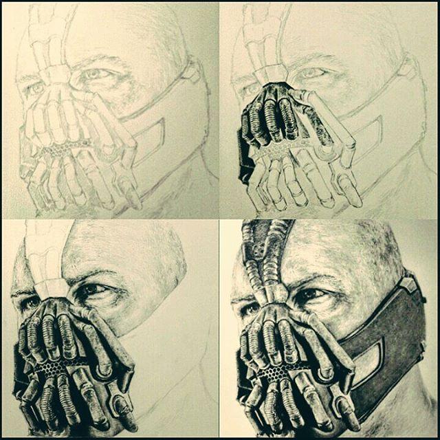 15 mentions J'aime, 5 commentaires - @kouzi_2.0 sur Instagram : «Bane / Dark Knight Rises #tomhardy #tom #hardy #tomhardyfan #bane #batman #darkknight #drawing…»