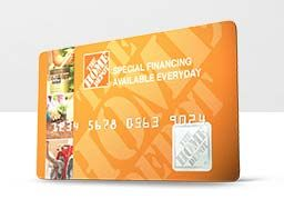 Home depot project loan payment center