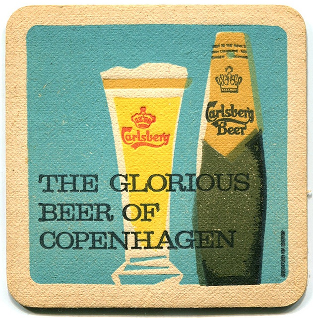 Beer mats are an easy to take home souvenir. Photo: roger4336, via Flickr