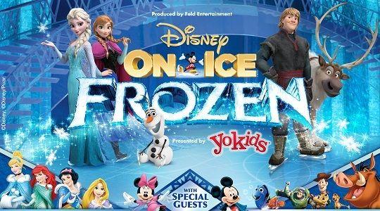 Disney on Ice Present Frozen