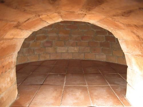 Construccion de horno de le a para pizzeria comercio o - Construccion de chimeneas de ladrillo ...