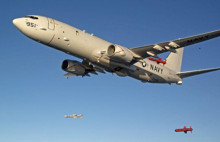 Reino Unido vai comprar 9 aviões de patrulha marítima Boeing P-8 | Poder Aéreo…