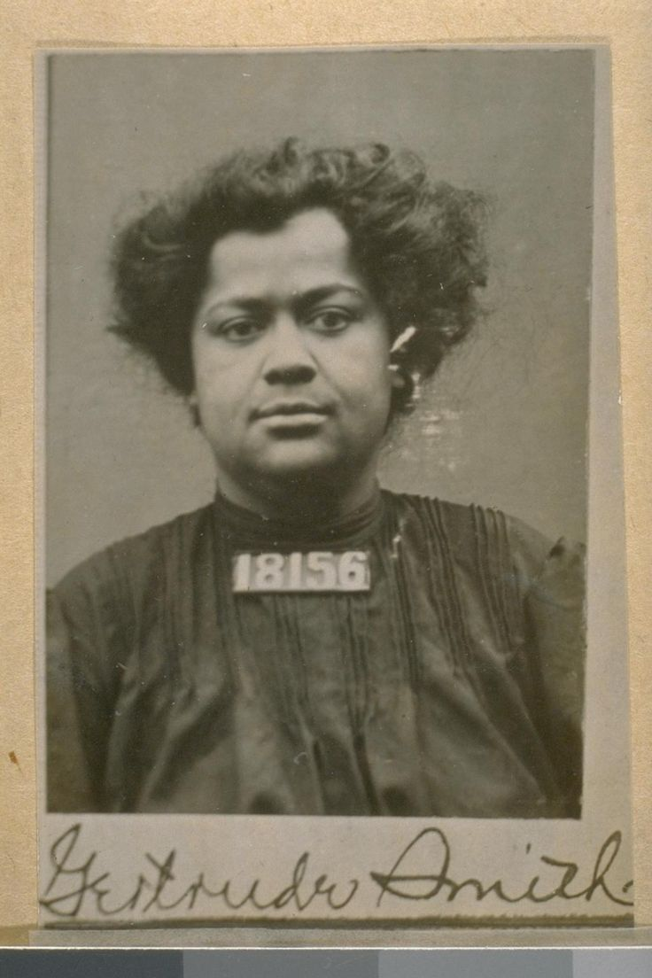 Gertrude Smith, a pickpocket who always worked with Dolly Mickey around the Barbary Coast. She was also given six months in the County Jail with Dolly, and left town with Dolly,