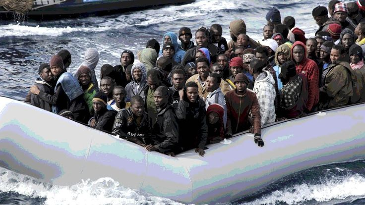 Just Over 1% Of Migrants Arriving In Italy Are Syrian Refugees