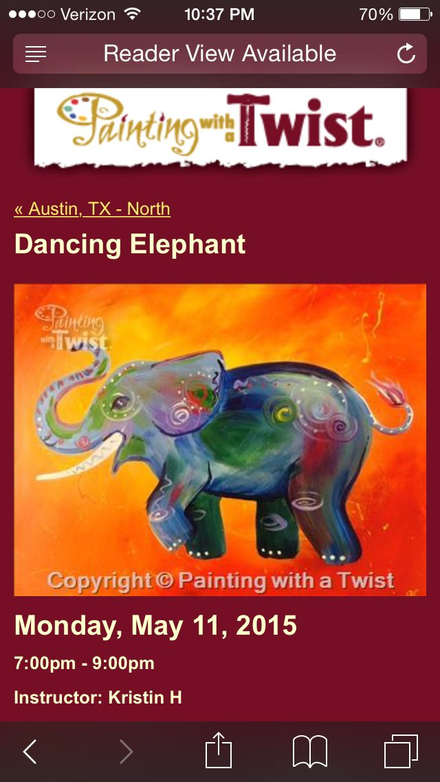 39 best Painting with a Twist pleted images on Pinterest