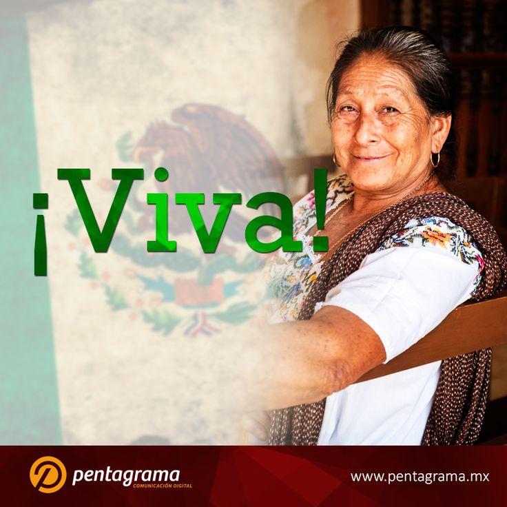 No solo celebremos la independencia de México, celebramos también la identidad, los sabores, colores y sonidos.   Celebramos a la raíz africana, nobleza y fuerza, a la raíz indígena, nuestro espíritu mexicano y la raíz española.   La mezcla fue buena.  #VivaMéxico