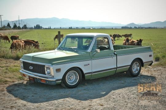 The farm truck of time, the 67-72 Chevy C10, C20, & Cheyenne, these were the best trucks capable of any purpose