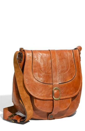 The Saddle bag for Fall is a trend I LOVE this season. Practical, non bulky and easy to carry...