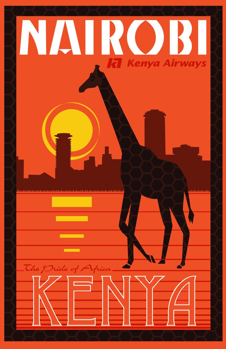 Nairobi - Explore the World, one Country at a Time. http://TravelNerdNici.com