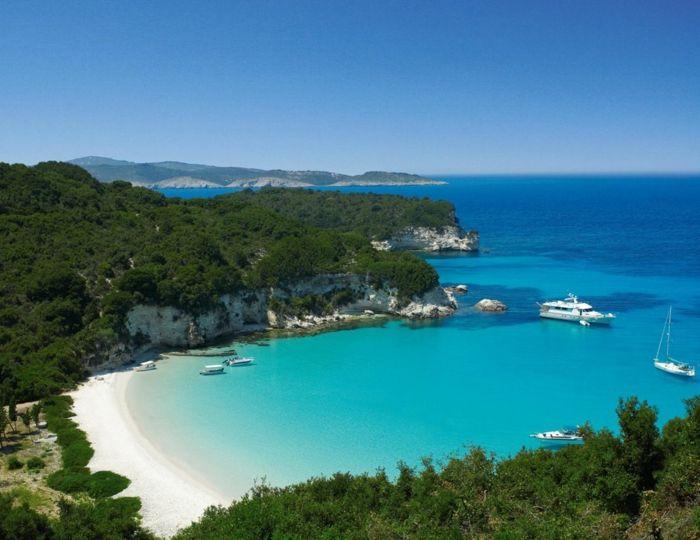 paxos griechenland traumstrände schönste strände europas