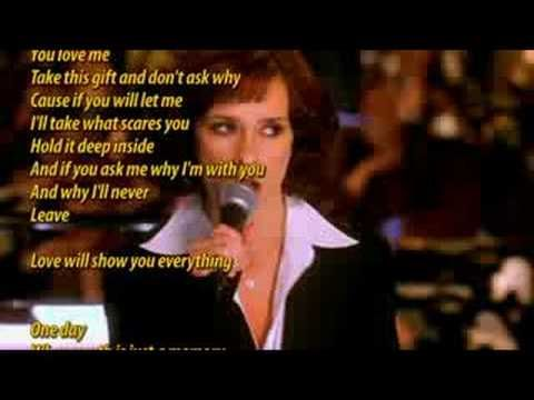 Love will show you everything (with lyrics) - Jennifer Love Hewitt (If only)