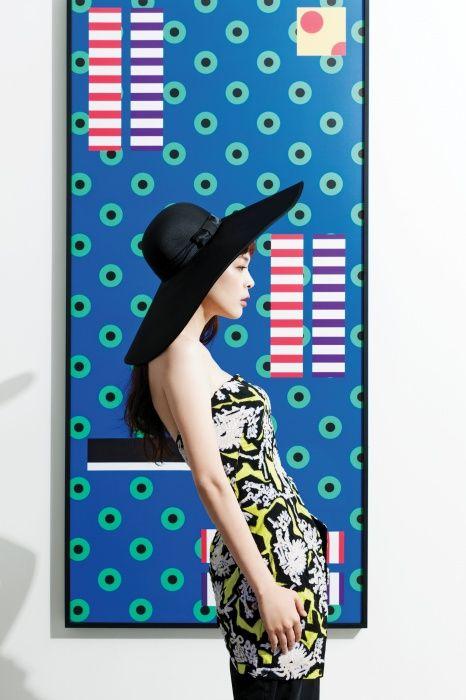 2014.09, Vogue, Lee Ha Na