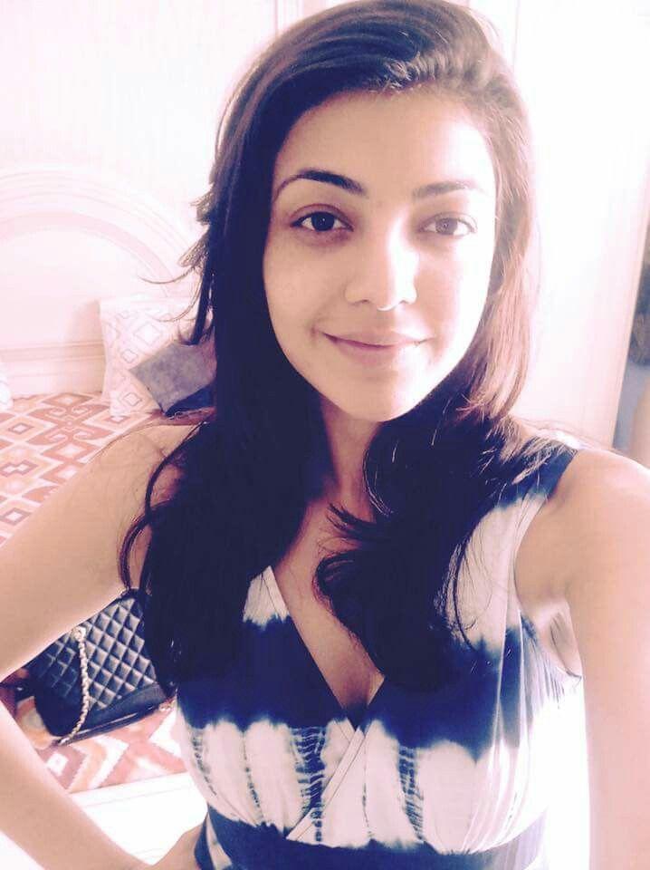 Kajal Aggarwal without makeup