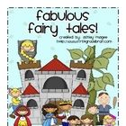 $ Fabulous Fairy Tales is an 87 page unit that provides writing, math, science, and literacy activities for 10 popular fairy tales. The ten fairy tal...