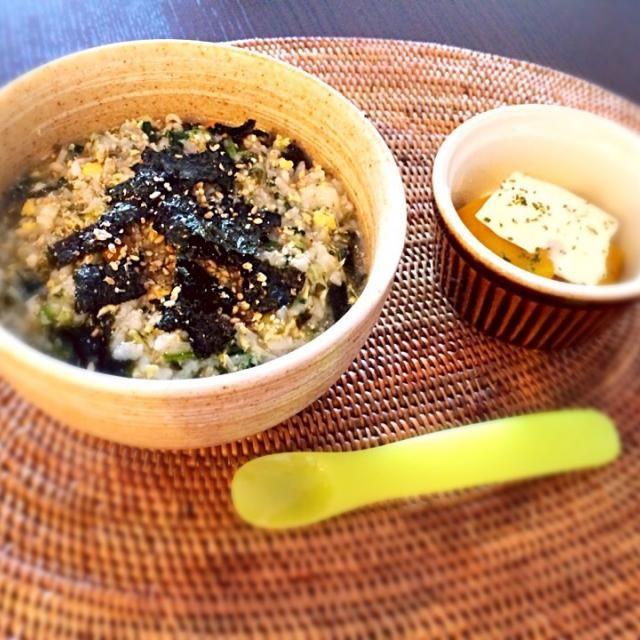 海苔たまクッパ かぼちゃチーズ焼き - 6件のもぐもぐ - 海苔たまクッパ by riyong0201