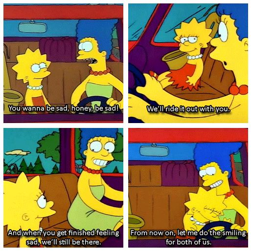 Marge's best mom moment