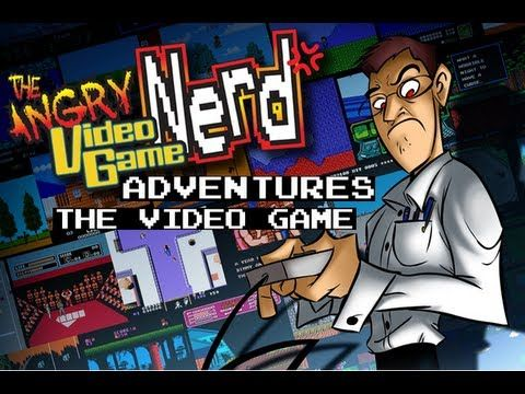 cool Video Games - Angry Video Game Nerd Adventures - Complete Walkthrough (Easy) #Video #Games #Youtube