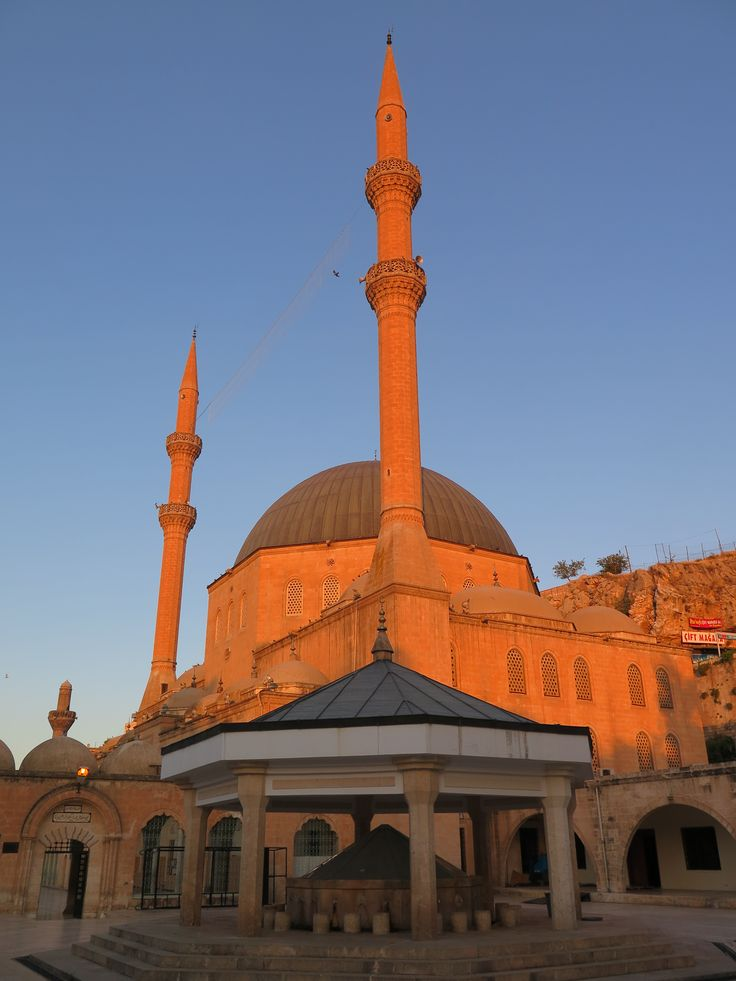 Halil Ar-Rahman Mosque Urfa