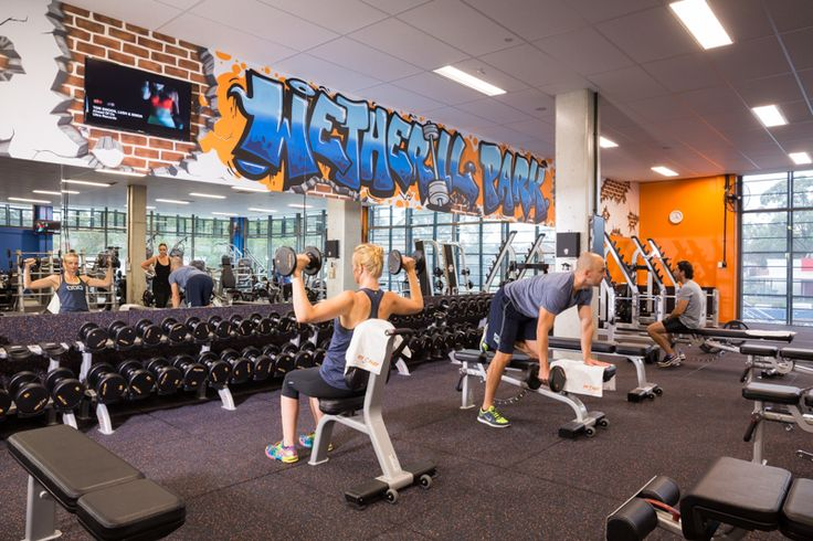 Fit n Fast Gym Fitout - Wetherill Park