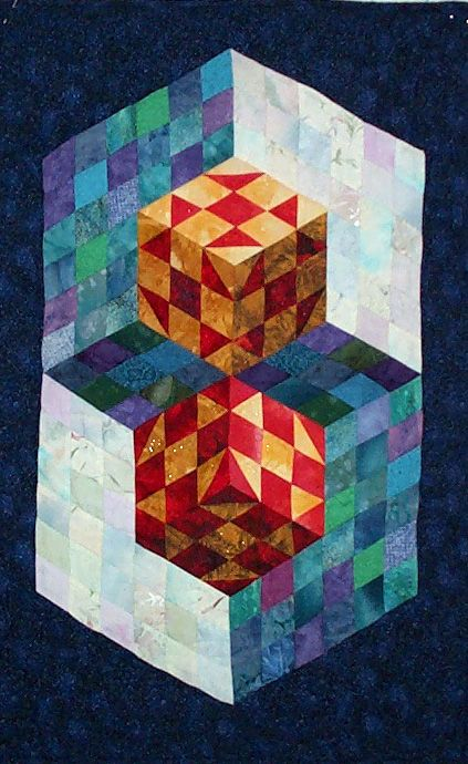 Quilt illusions | com newsletter november 17 2008 in quilt related blogs quilts tags ...