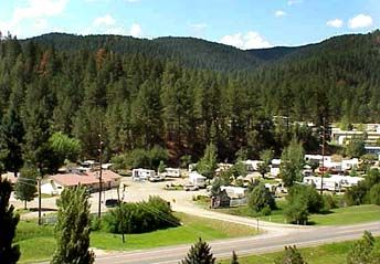 Twin Spruce Rv Park Ruidoso New Mexico United States