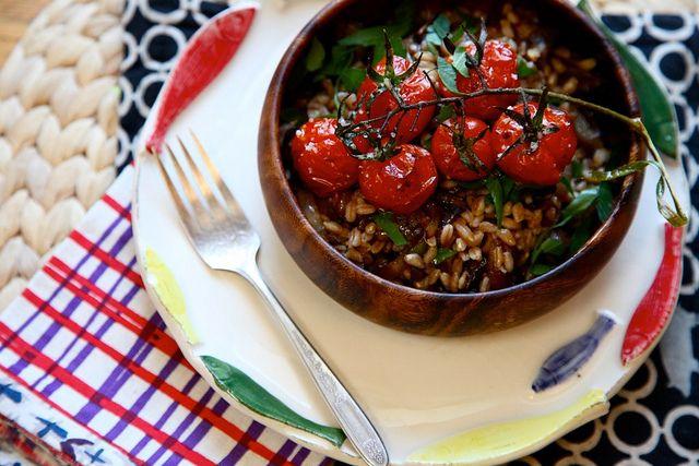 onions farro tomato farro tomato onion tomato salad tomato amp salads ...