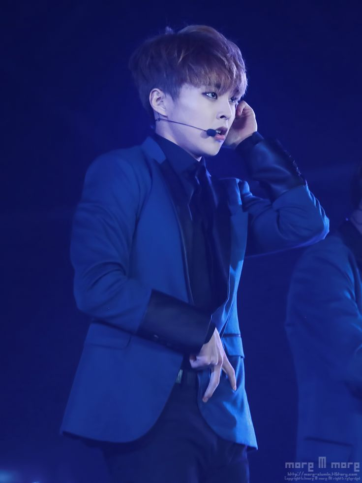 Xiumin 150321 EXO - SMTown Concert in Taiwan ❤