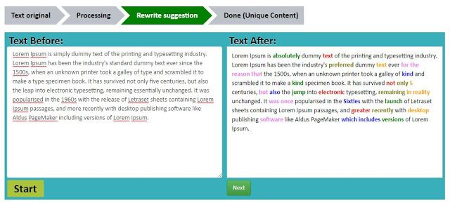 Free Article Rewriter Tool Service Another Way To Learn Fair Complexion Writing I Pa Paraphrase Software Download